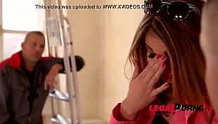 ελεύθερα Ebony πορνό βίντεο πρωκτικό creampie φετίχ