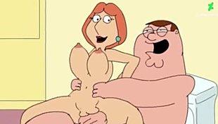 Family Guy sarja kuva porno pelit